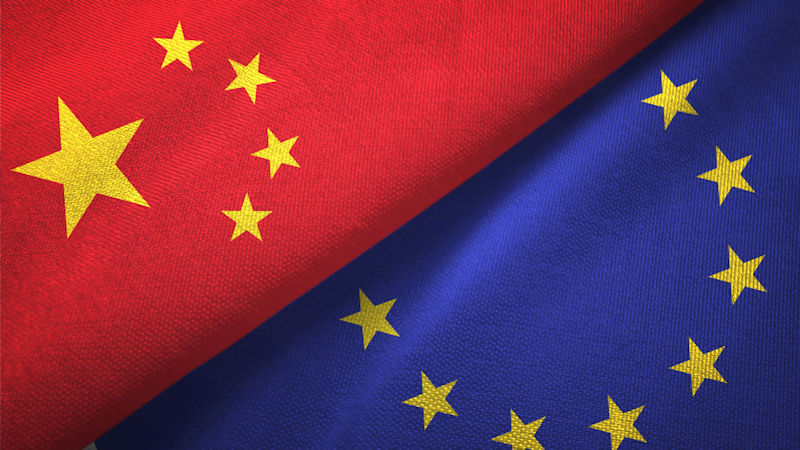 European Union, China Sign Aviation Agreements