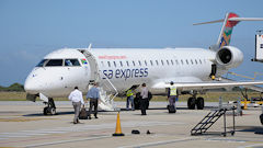 South Africa Suspends SA Express Flights