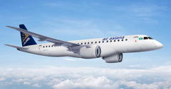 Air Astana Leases Embraer E190-E2s