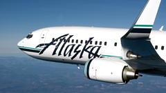 Alaska Air Reports June, First Half Traffic Growth