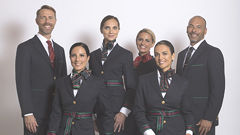Alitalia Introduces New Crew Uniforms