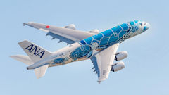 ANA Takes Delivery Of First Airbus A380