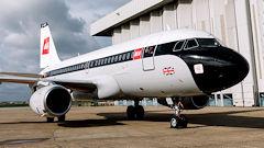 British Airways Shows Off Centenary Paint Job