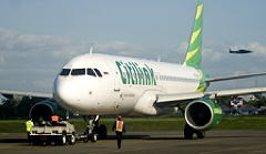 Citilink Plane Skids Off Runway, Three Injured