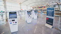 Delta Unveils First US Biometric Terminal