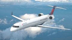 Delta Orders 20 Bombardier CRJ900 Regional Jets