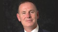Etihad Names Tony Douglas As CEO
