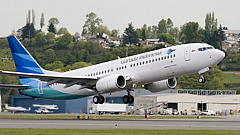Garuda Makes 1Q Loss As Fuel Costs Jump