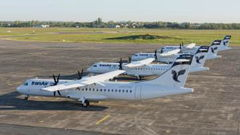 Iran Air Takes Delivery Of Four ATR 72-600s