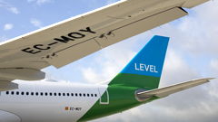 IAG's LCC LEVEL Launches With First Flight