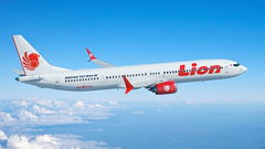 Lion Air Firms Up $6.24 Billion 737 MAX 10 Order