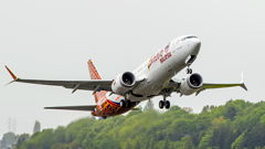Boeing Delivers First 737 MAX To Malindo Air