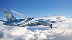 Oman Air Drops 'Persian Gulf' Maps