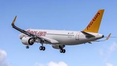 Pegasus Converts 25-Plane A321neo Order