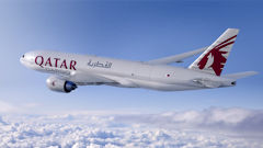 Qatar Airways Signs 777 Freighter Deal