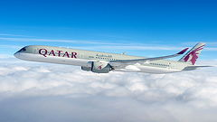 Qatar Airways Takes Delivery Of First A350-1000
