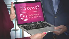 Qatar Air To Offer Laptop Loans On US Flights