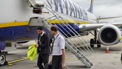 Ryanair's Germany-Based Pilots Agree Wage Deal