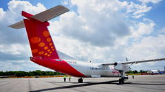SpiceJet Firms Up Order For Bombardier Q400s