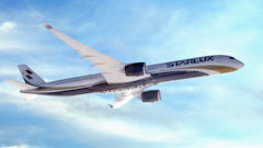 Taiwan's StarLux Orders 17 Airbus A350s
