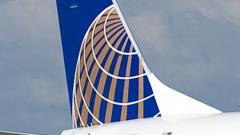 United Flight Lands Safely After Engine Failure