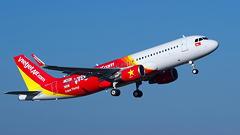 Vietnamese Carriers In 40 Airbus Jet Order