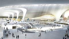 Beijing's $63 Bn Daxing Airport Opens