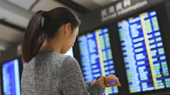 Hong Kong Airport Open, But Flight Disruptions Continue