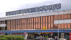 Flights Disrupted As Berlin Ground Staff Strike