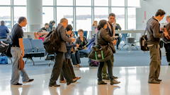 US Airlines To Carry 3.5 Pct More Passengers During Holidays