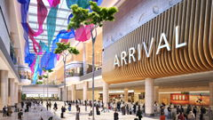 Singapore Airport's Terminal 4 To Open in October