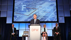 DFW Airport, American To Build Sixth Terminal