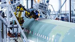 Airbus Opens Additional A320 Assembly Line