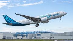 Airbus Flies A330-800 On Maiden Flight