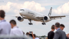 Airbus Off To Flyer With $27bn Farnborough Orders