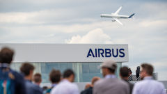 Airbus Rounds Out Orders At Quiet Paris Show