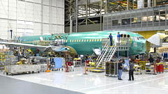 Boeing Deliveries Edge Down in Second Quarter