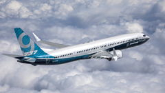 Boeing Boosts Profit On Lower Revenue