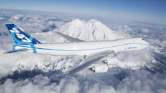 Russian Cargo Airline Boosts Boeing's Tuesday