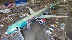 Boeing Forecasts $730 Billion Middle East Market