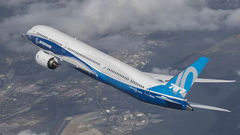 Boeing 787-10 Completes First Flight