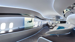 Boeing Delivers First MAX Business Jet