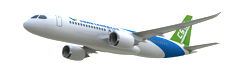 Chinese Lessors Order 23 COMAC C919s
