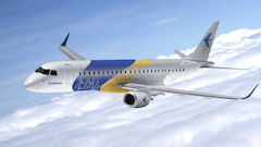 Nordic Aviation Firms Up Embraer E190 Order