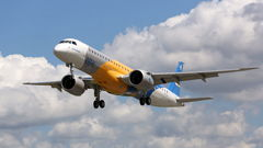 Embraer Flies E195-E2 Three Months Early