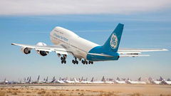 GE Flies New Engine For The Boeing 777X