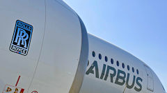 Airbus, Rolls-Royce To Collaborate On New Engine