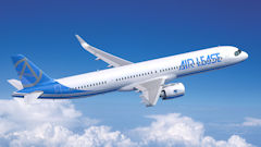 Air Lease Signs 100 Aircraft Airbus Deal