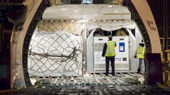 World Air Freight Grew 13 Percent In May
