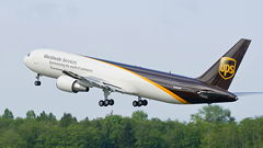 UPS Orders $6.5 billion Of Boeing Freighters